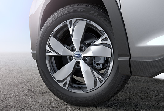 18-inch Aluminium-alloy Wheels