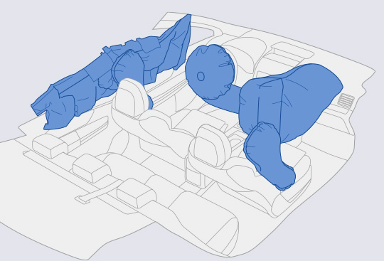 SRS<sup>*</sup> Airbags