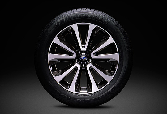 18-inch Aluminium Alloy Wheels