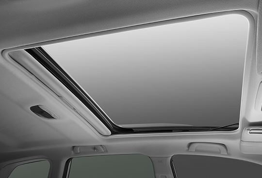 Power Glass Sunroof